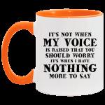 AM11OZ Accent Mug
