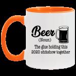 11 oz Accent Mug