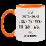 11oz Accent Mug